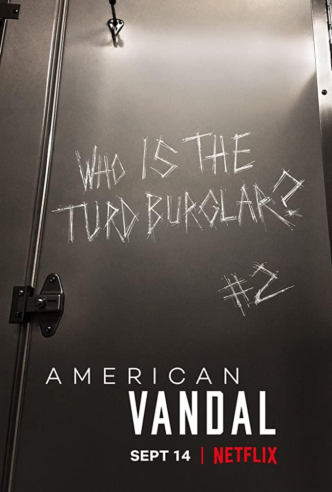 American Vandal Season 2 DI Colorist Shane Reed