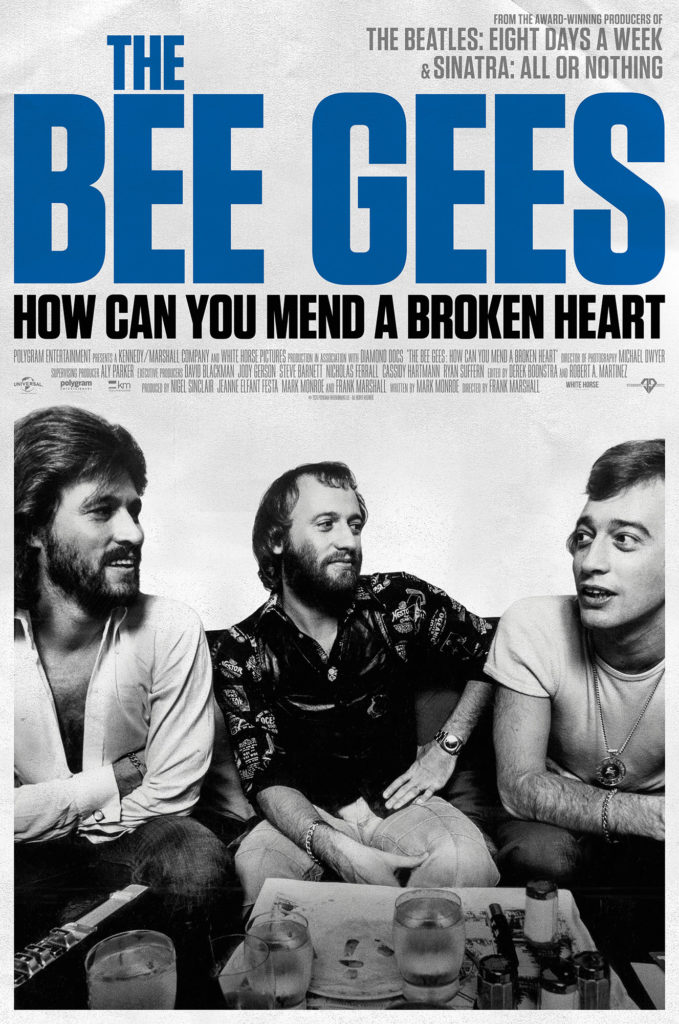 Netflix - The Bee Gees DI Colorist Shane Reed