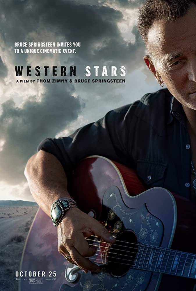 Bruce Springsteen Western Stars DI Colorist Shane Reed