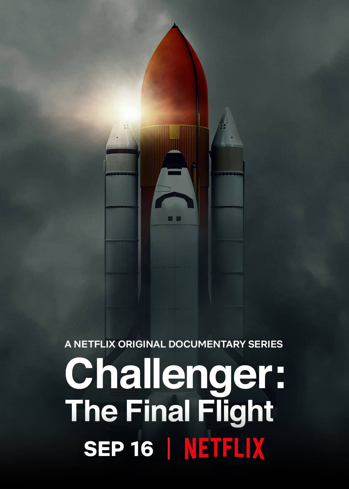 Netflix - Challenger DI Colorist Shane Reed