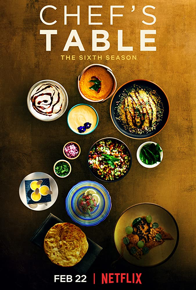 Chef's Table DI Colorist Shane Reed