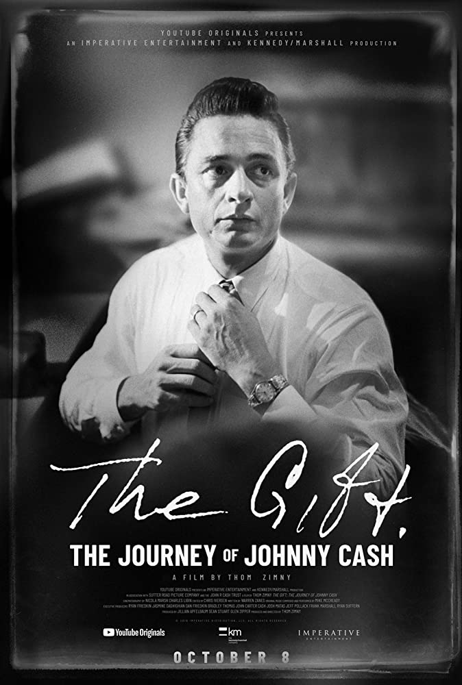 Johnny Cash The Gift DI Colorist Shane Reed