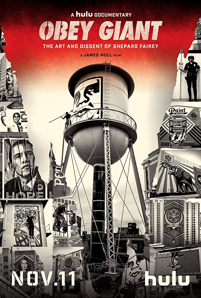 Obey Giant DI Colorist Shane Reed