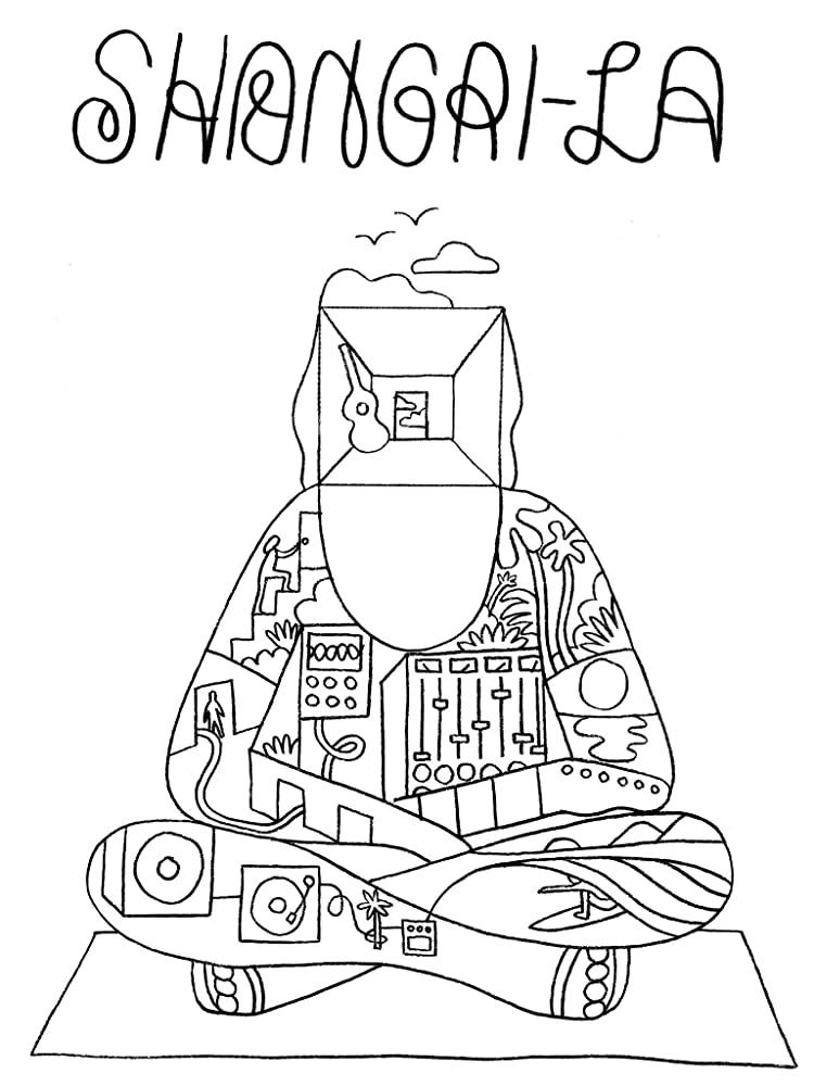 Shangri-La Rick Rubin DI Colorist Shane Reed