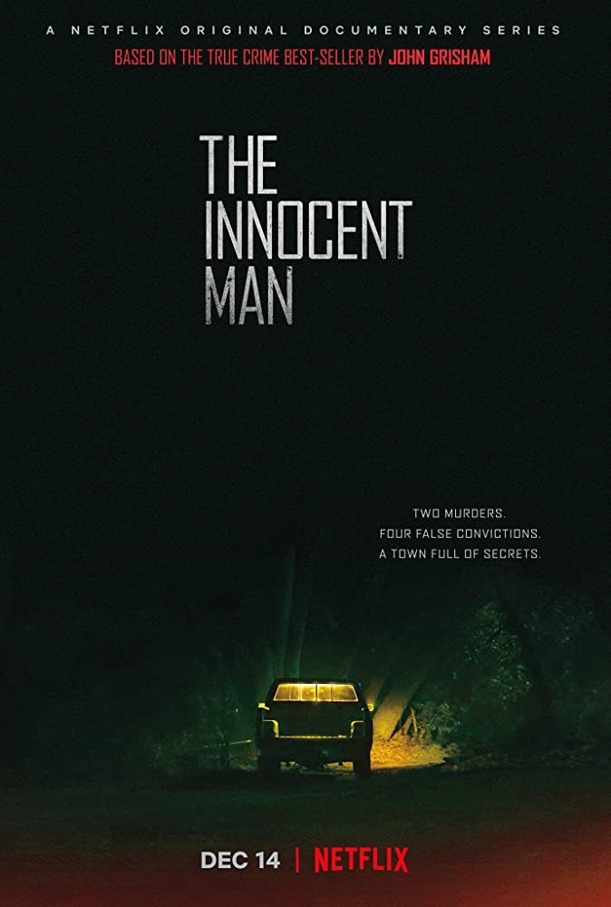 The Innocent Man DI Colorist Shane Reed